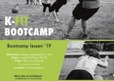 Bootcamp K-fit september